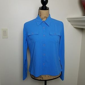 THE NORTH FACE LONG SLEEVE BLOUSE